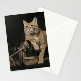"Loki's ""Rosebud"" Stationery Cards"