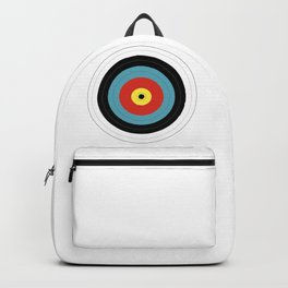 Bulls Eye Backpack