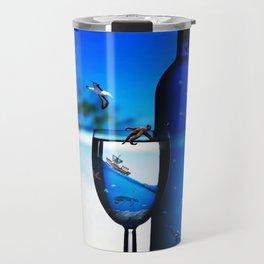 sea drinks Travel Mug