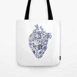 Broken heart - kintsugi Tote Bag