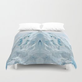 Watching ICE Duvet Cover
