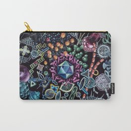 Marine Microorganims Carry-All Pouch