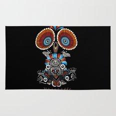 Mexican Owl Rug
