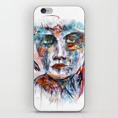 Deep Soul 13 iPhone & iPod Skin