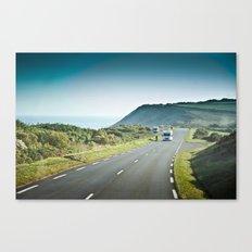 Europe Coastal Scenery - 2013 Canvas Print