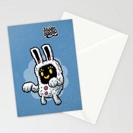 Rabbit doodle Stationery Cards