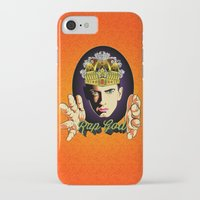 rap iPhone & iPod Cases featuring Rap God by RJ Artworks