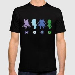 Hyperdimension Neptunia Next Goddesses T-shirt