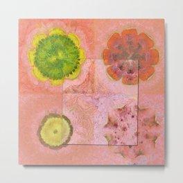 Derelictness Speculation Flower  ID:16165-132801-06601 Metal Print
