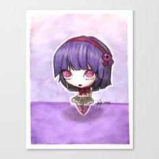 Grape berry Canvas Print