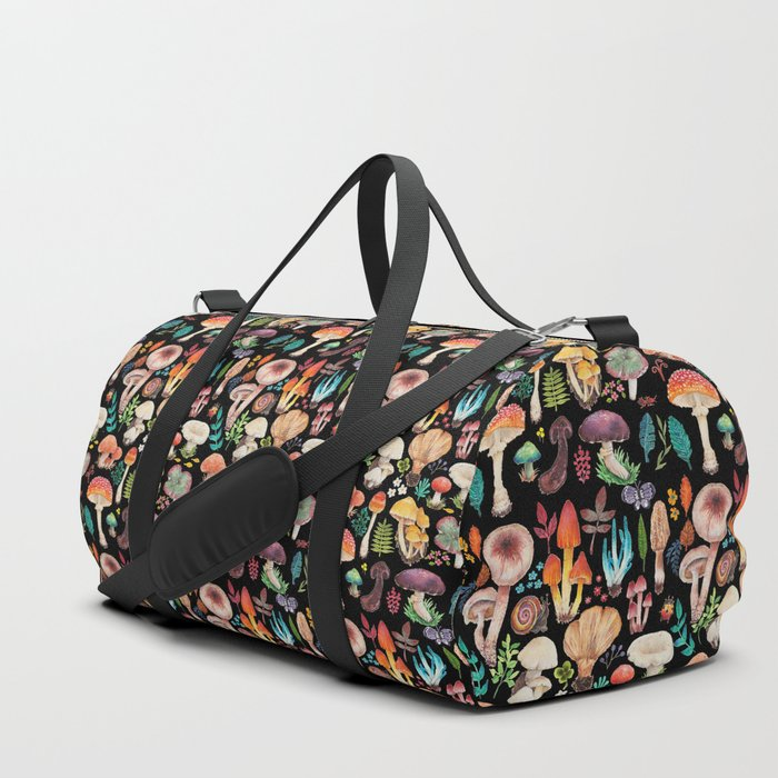 Mushroom heart Sporttaschen