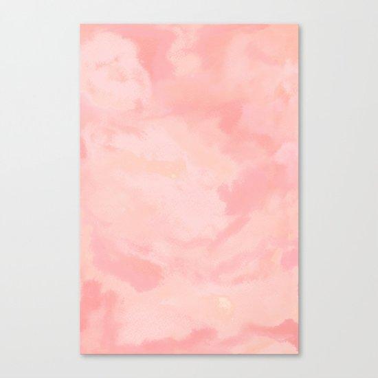 Creamy Canvas Print