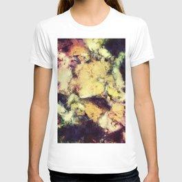 Crumbling sky T-shirt