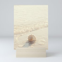 Seashell by the Seashore I Mini Art Print
