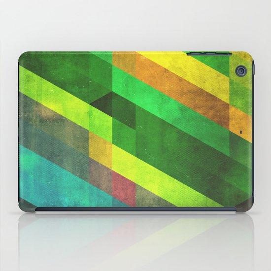 lyyn wyrk iPad Case