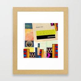 Rebecca Framed Art Print