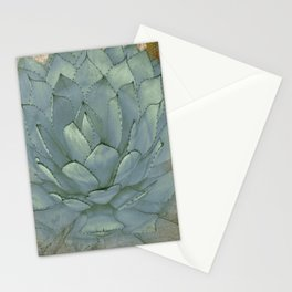 Agave Succulent Cactus Stationery Cards