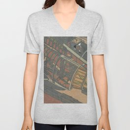 Last Moments with Captain Unisex V-Neck