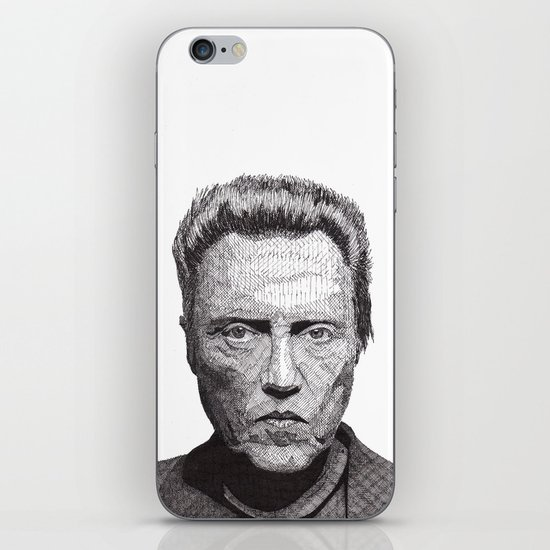 Christopher iPhone Skin