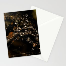 Web drops Stationery Cards