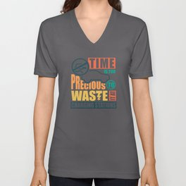 Anti Electric Car Charging Stations Unisex V-Neck