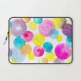 Confetti paint Laptop Sleeve