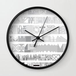 Architexture Wall Clock