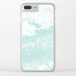 Stratosphere Clear iPhone Case