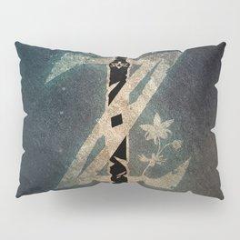 A Warrior symbol Pillow Sham