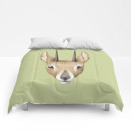 Antelope (colour) Comforters