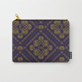 seamless pattern in eastern style Carry-All Pouch