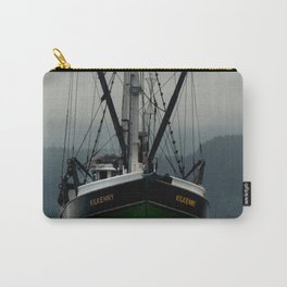 Commercial Fishing Boat Photography Print Carry-All Pouch