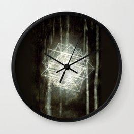 Tesseract - FAUN Wall Clock