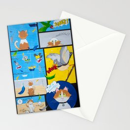 Zipper's Paradise Stationery Cards