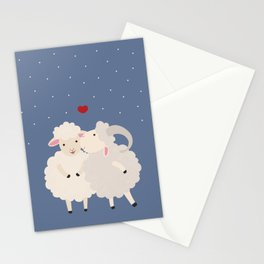 Sheep Series [SS 01] Stationery Cards