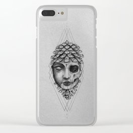 Pinea Clear iPhone Case