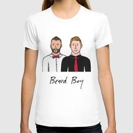 Beard Boy: Carlos & Ivan T-shirt