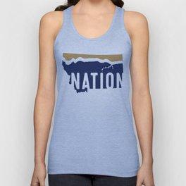 Cat Nation Unisex Tank Top