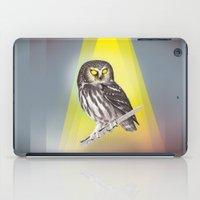 noir iPad Cases featuring Noir by Beto Shibata