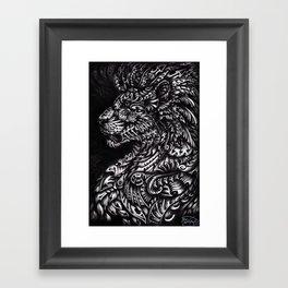 Vanquisher Framed Art Print