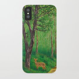 Lonely Time iPhone Case