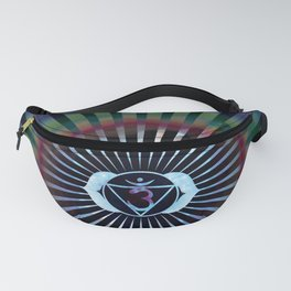 Ajna Enlightenment Fanny Pack