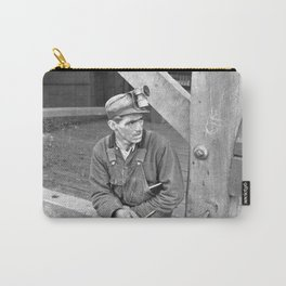 Kentucky Coal Miner Carry-All Pouch