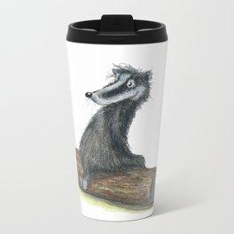 Badgers Date Travel Mug
