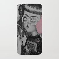 loll3 iPhone & iPod Cases featuring Strange and Unusual by lOll3