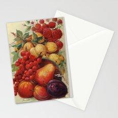 Wild fruit Stationery Cards