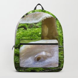 Fungi and moss Backpack