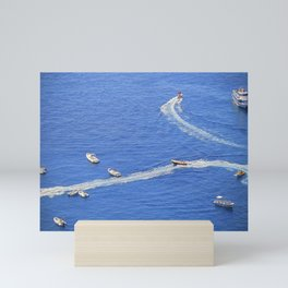 Amalfi coast, Italy 3 Mini Art Print