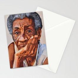 Cuban Abuela Stationery Cards