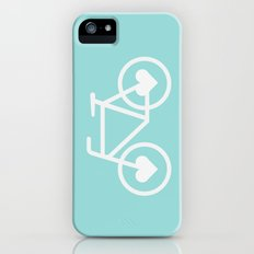 Ride Your Heart Out -  Bike Bicycle Love Slim Case iPhone (5, 5s)